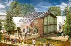 Solar Panel House Skins - These Solar Panel Skins Will Help Harvest Solar Energy for Homes