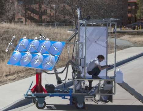 The Solar-Powered 'Sol-Char' Was Designed to Improve Sanitation