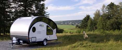 Compact Condo Trailers - The New Safari Condo Trailers are Elegant and Economical