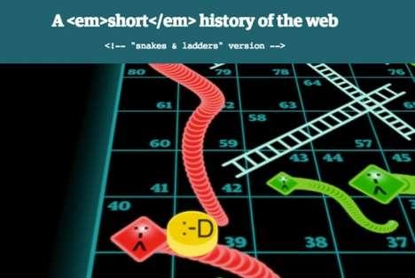 Internet History Board Games