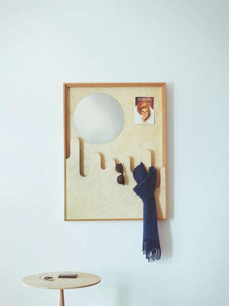 Landscape-Like Entrance Hooks