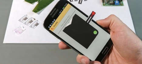 Smartphone Display Blood Tests - This New Blood Testing Method Uses Your Smartphone's Display
