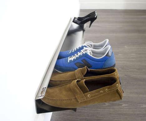 Shelf-Like Shoe Organizers