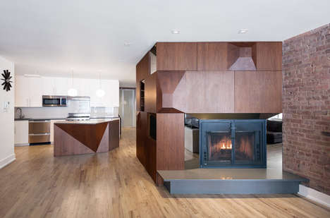 Inverted Metropolitan Lofts