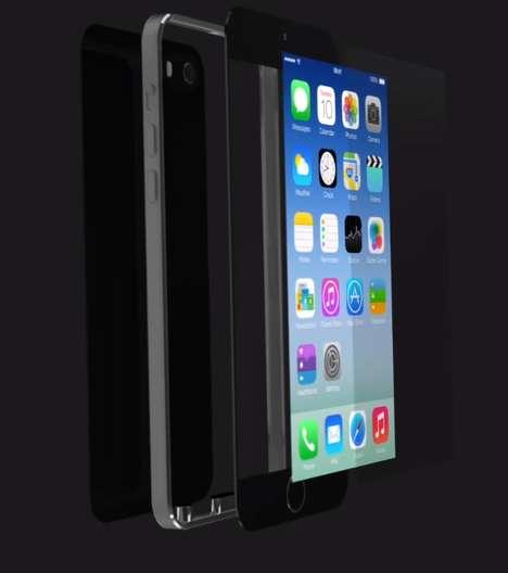 Slim Smartphone Concepts