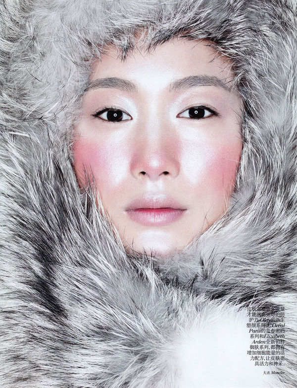 89 Vogue China Fashion Editorials