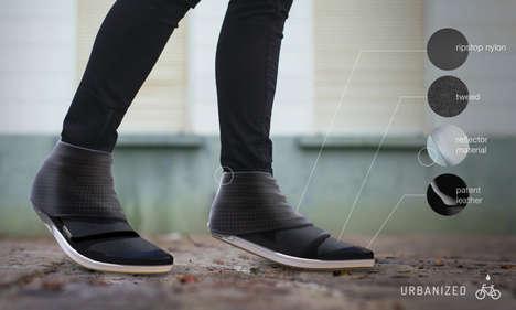 Stylish Rainproof Footwear