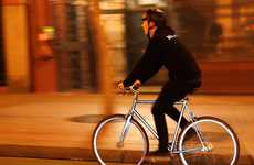 Night-Illuminating Bicycles - Mission Bicycle Co. Introduced the Lumen Bike to Light Up Your Night