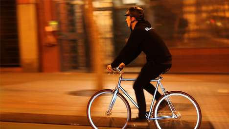 Night-Illuminating Bicycles