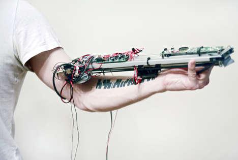 Experimental Tattoo Instruments