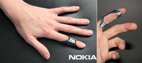 Hands-Free Cell Phones