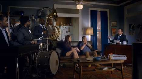 Jimmy Fallon Stars in the New Time Warner Cable Ad