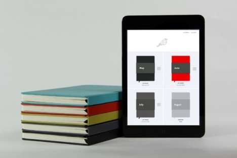 Traditional Digitized Notebooks