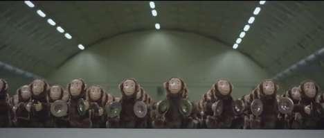 Climatic Monkey Engine Ads
