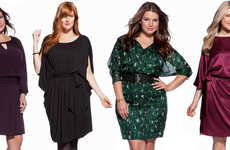 Plus-Size Conusmer E-Retailers - The Online Retailer Eloquii Changing Plus-Size Clothing