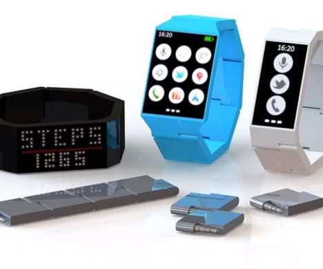 Customizable Smart Watches