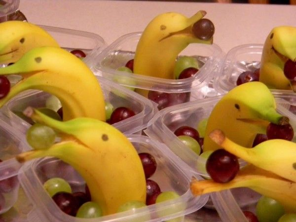 DIY Animalistic Kids Snacks