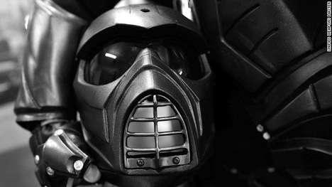 High-Tech Combat Armor