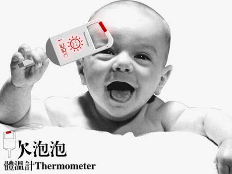 Adorable Temperature Measuring Devices