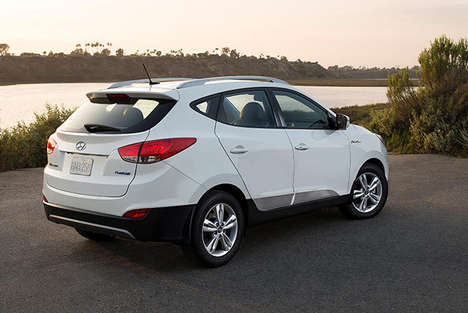 Poop-Powered Cars - The Hyundai Tucson Runs on Sewage