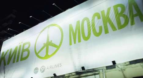 Peace-Promoting Airlines