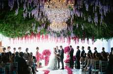 Wisteria-Filled Weddings