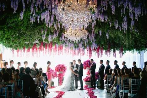 Wisteria-Filled Weddings