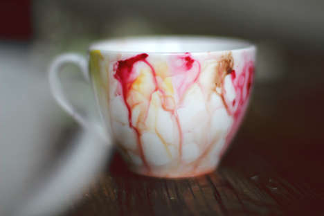DIY Artistic Mugs
