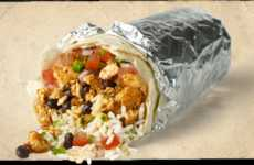 Vegan Stuffed Burritos - Chipotle's is Adding Satisfying Fast Food Vegan Options to Its Menu