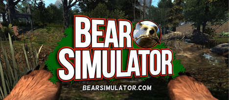 The Bear Simulator Game Lets You Live a Bear's Life