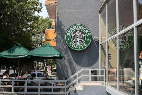 Alcoholic Coffee Chain Menus
