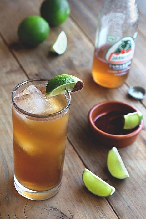 Piquante Citrus Cocktails