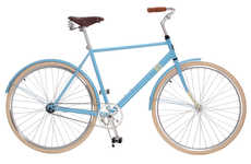 Cycledelic City Pedalers - The Sole City Cruiser Bike is Perfect to Ride Around the City in Style