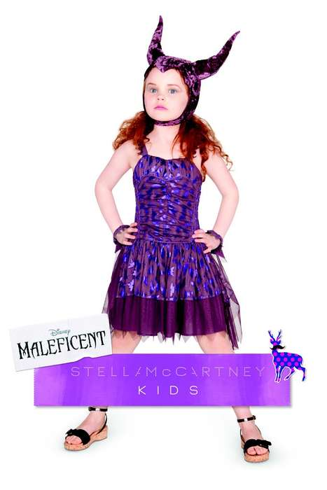 Villain-Inspired Kiddie Clothes