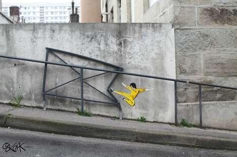 City-Destroying Graffiti