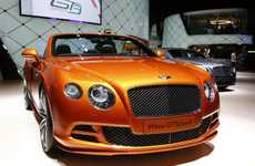 Racing Pedigree Engines - The W12 Bentley Engine Will Rev Up New Volkswagen Car Models