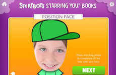 Personalized Storybooks - Storybots Personalized Storybooks Let Your Child Be the Star of the Plot