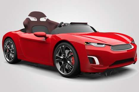 Luxurious Electric Kids Cars