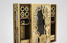 Elaborate Luxury Steampunk Boxes