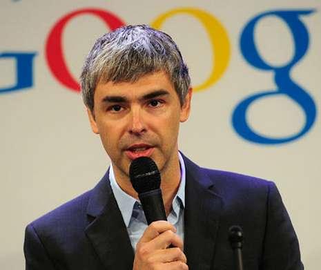 Larry Page Keynote Speaker