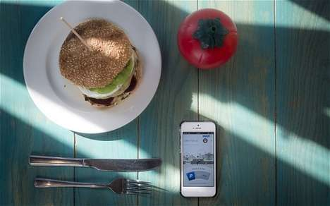 Pre-Paid Dining Apps
