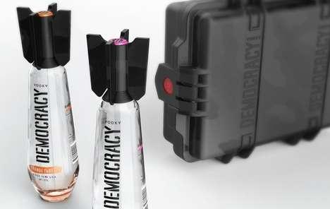 Alcoholic Bomb Branding