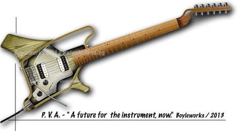 Sustainable Electric Guitars