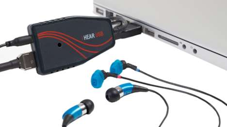 DIY Hearing Aids - The 'iHear' Hearing Aid Can Be Programmed and Calibrated By the User