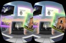 Virtual Reality Internet Browsers