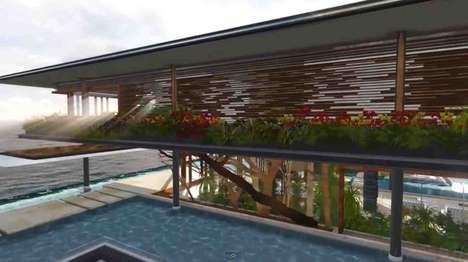 Biophilic Concept Homes