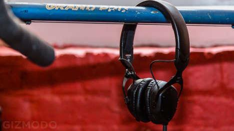 Retro Portable Headphones