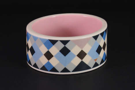 Geometric Ceramic Bracelets (UPDATE)