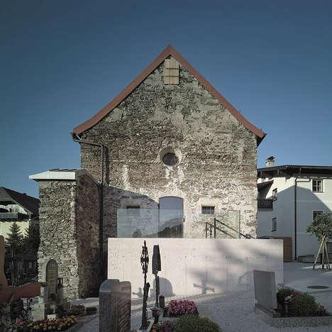 Revitalized Austrian Chapels