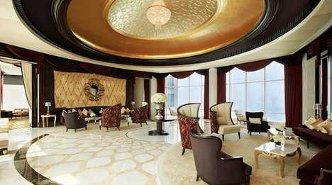 Sky-Piercing Luxury Suites